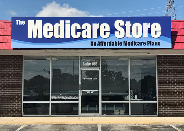 the medicare store office